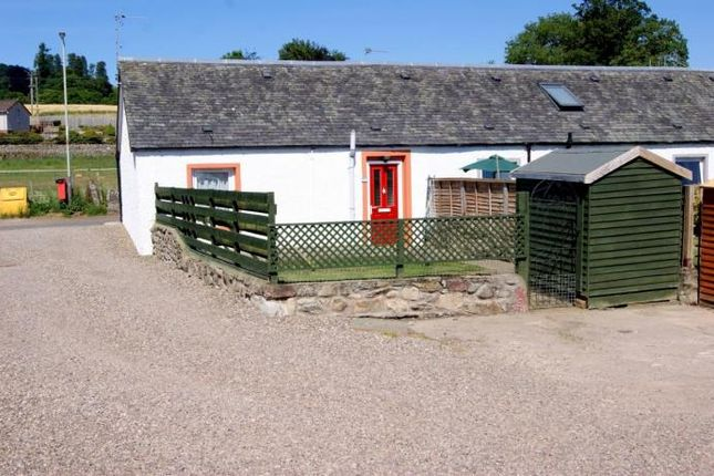 Thumbnail End terrace house to rent in Back Row, Rattray, Blairgowrie