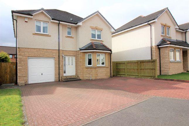 Thumbnail Detached house for sale in Bridgend Gardens, Bathgate