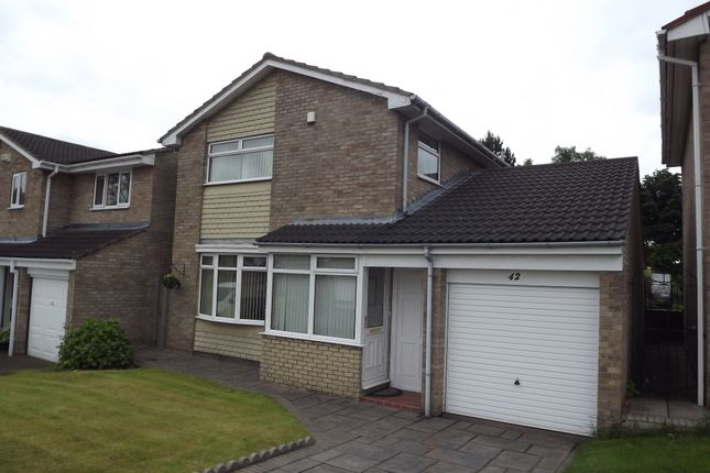 Thumbnail Detached house to rent in The Firs, Darlington
