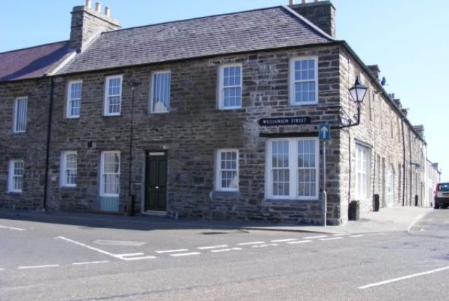 Thumbnail Terraced house for sale in Silver Darlings Close, Wick