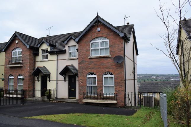 Thumbnail Semi-detached house for sale in Foxhill, Derry/Londonderry