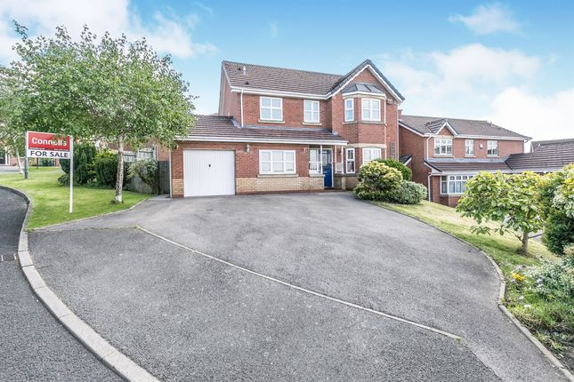 Thumbnail Detached house for sale in Milford Croft, Rowley Regis