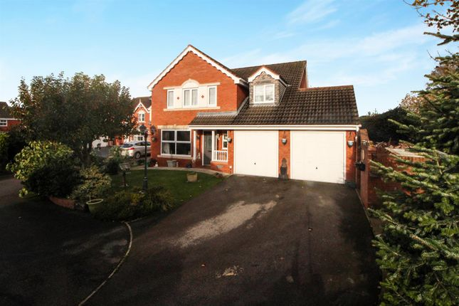 Thumbnail Detached house for sale in Lapwing Road, Driffield