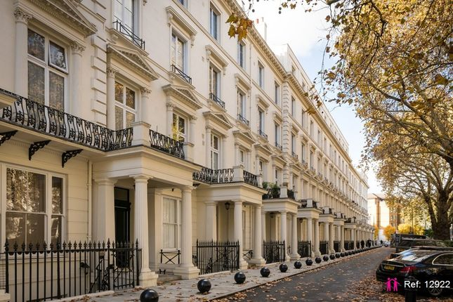 Thumbnail Terraced house to rent in Westbourne Terrace, London