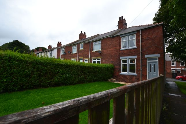 Thumbnail End terrace house to rent in Annfield Place, Stanley
