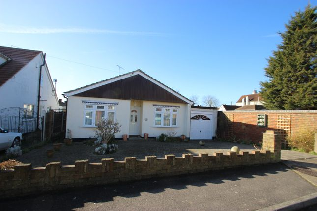Thumbnail Detached bungalow for sale in Swans Green Close, Benfleet