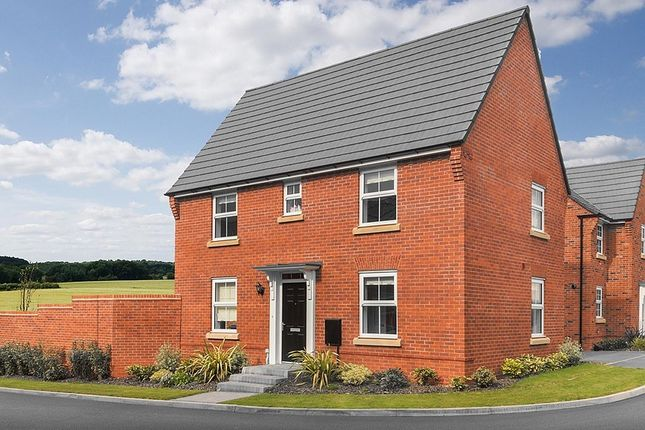 Thumbnail Detached house for sale in Station Road, Chelford, Macclesfield