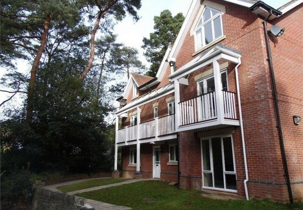 Thumbnail Town house to rent in Branksome Hill Road, Westbourne, Bournemouth