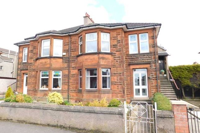Thumbnail Property for sale in St Ronans Drive, Burnside, Glasgow