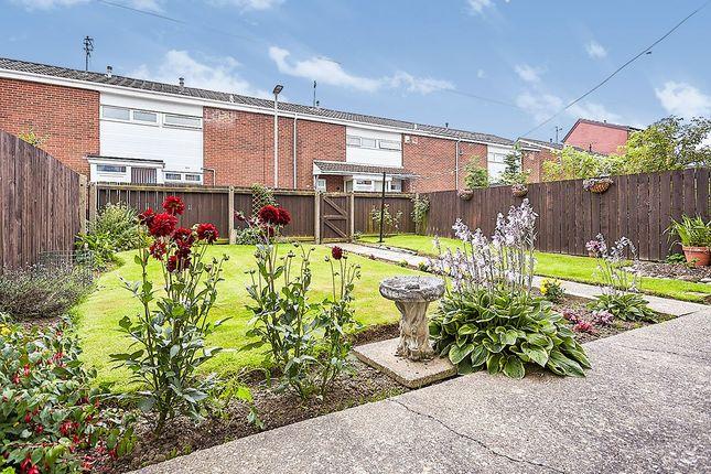 Garden of Cleeve Drive, Bransholme, Hull, East Yorkshire HU7