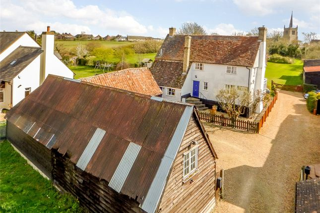 Thumbnail Detached house for sale in Dubbs Knoll Road, Guilden Morden, Royston, Hertfordshire