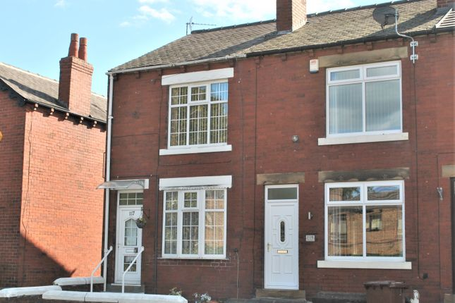 Thumbnail Terraced house to rent in New Road, Middlestown, Wakefield