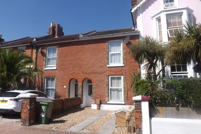 Thumbnail Terraced house to rent in Duncan Road, Southsea