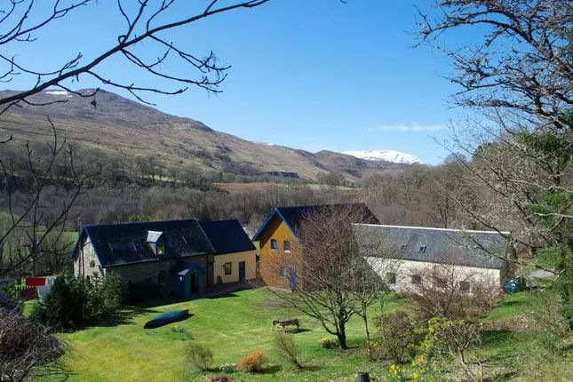 Thumbnail Leisure/hospitality for sale in Àite Cruinnichidh Hostel, 1 Achluachrach, By Roy Bridge, Inverness-Shire