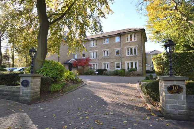 1 bed flat for sale in The Manor, 10 Ladywood Road, Oakwood, Leeds LS8