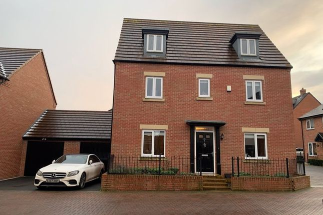 5 bed town house to rent in Bailey Grove, Lawley, Telford TF4