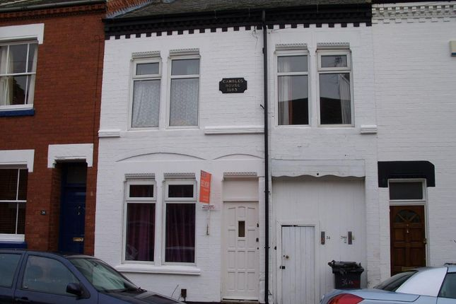 Thumbnail Terraced house for sale in Edward Road, Clarendon Park, Leicester LE2, Leicester,