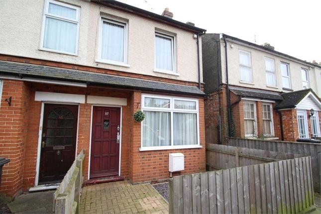 Thumbnail End terrace house for sale in Henniker Road, Ipswich, Suffolk