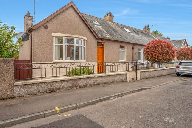 Thumbnail Terraced bungalow for sale in 36 Riverside Gardens, Musselburgh