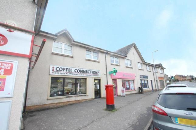 Exterior of Crownhill Court, Glenmavis, Airdrie, North Lanarkshire ML6