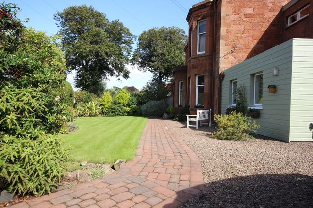 Thumbnail Property to rent in 27A, Fidra Road, North Berwick