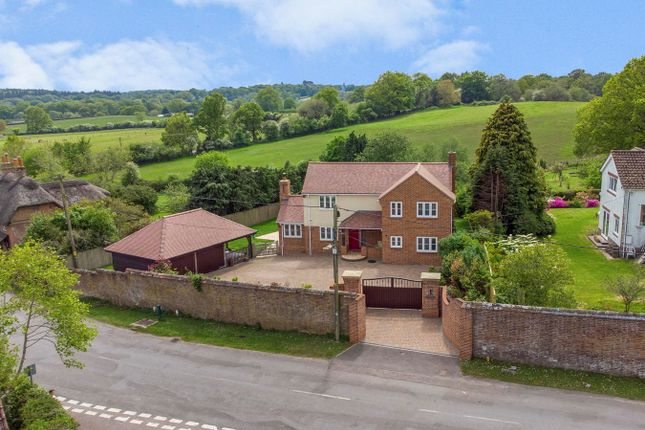 Thumbnail Detached house for sale in Minstead, Lyndhurst