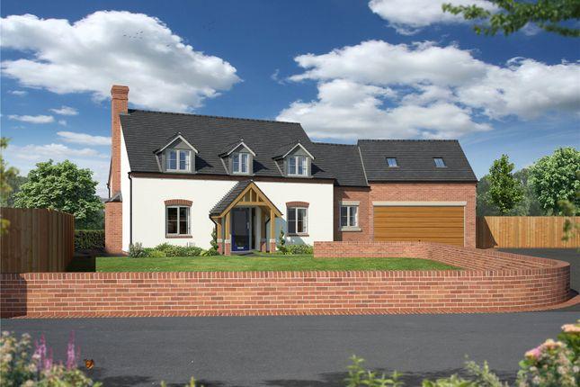 Thumbnail Detached house for sale in Plot 2, Kynaston Place, Birch Road, Ellesmere