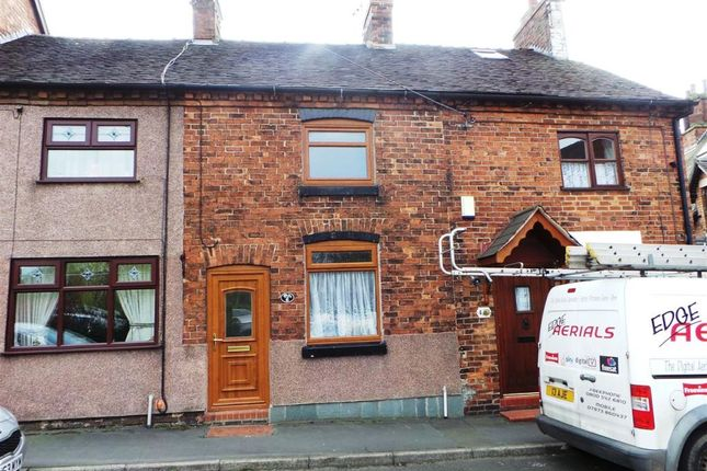Thumbnail Terraced house to rent in Old Road, Tean, Stoke On Trent
