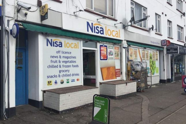 Thumbnail Retail premises for sale in Manor Court, Woodgrange Drive, Southend-On-Sea