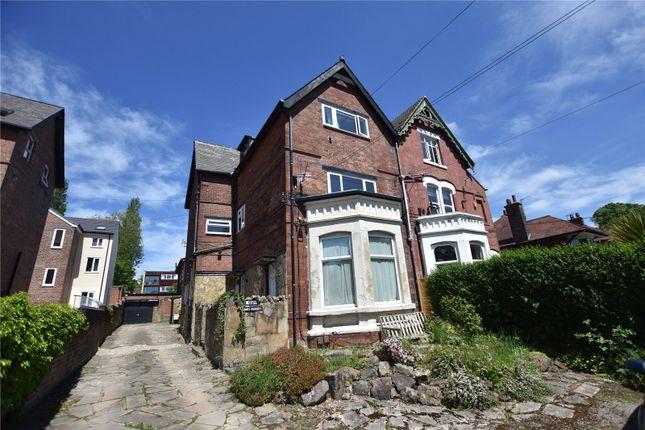 Thumbnail Semi-detached house for sale in Flats 1 - 8, Lidgett Lane, Moortown, Leeds, West Yorkshire
