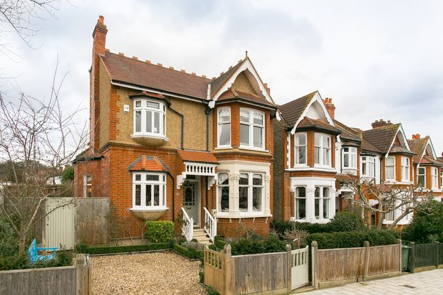 Thumbnail Semi-detached house for sale in Copley Park, London