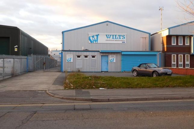 Thumbnail Light industrial to let in Unit, 52, Herald Way, Coventry
