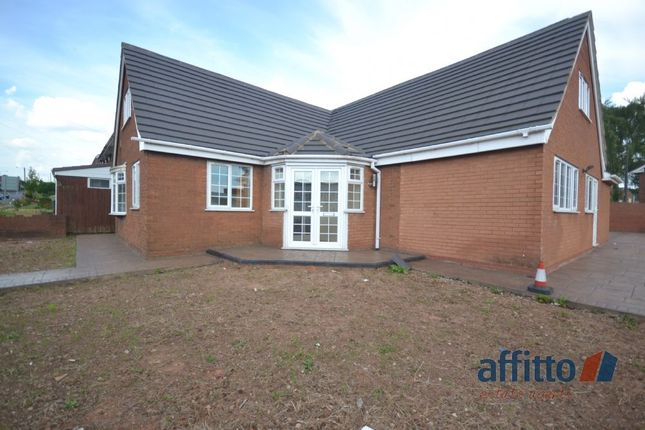 Thumbnail Bungalow to rent in Salters Road, Walsall Wood, Walsall