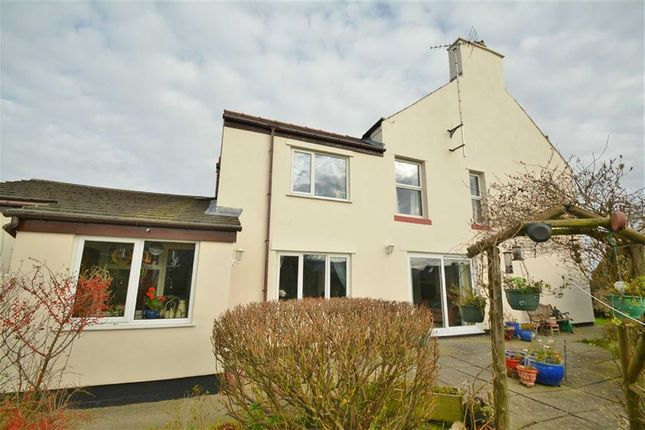 Thumbnail Semi-detached house for sale in Mold Road, Buckley