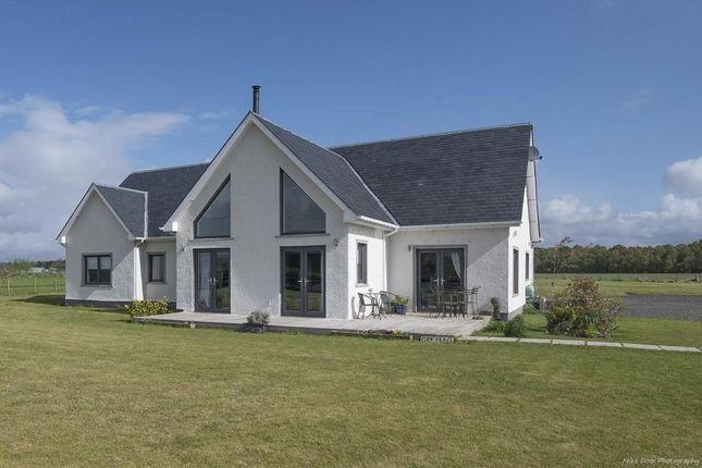 Thumbnail Detached house for sale in Rossburn Lane, Blair Drummond, Stirling