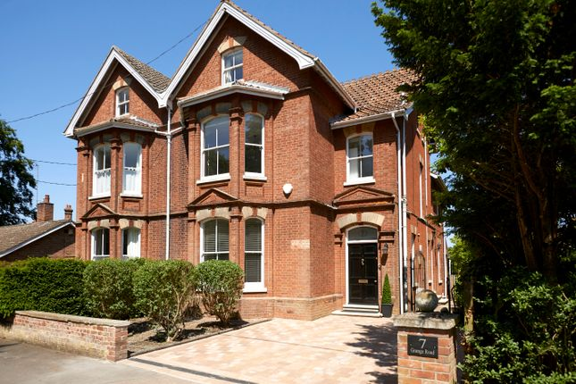 Thumbnail Semi-detached house for sale in Grange Road, Beccles