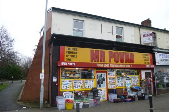 Thumbnail Retail premises to let in 448-450 Gorton Road, Reddish, Stockport