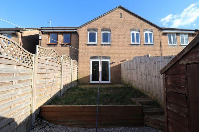 Thumbnail Terraced house to rent in St. Marys Wharfe, Blackburn