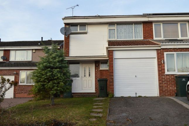 Thumbnail Property to rent in Warmwell Close, Walsgrave