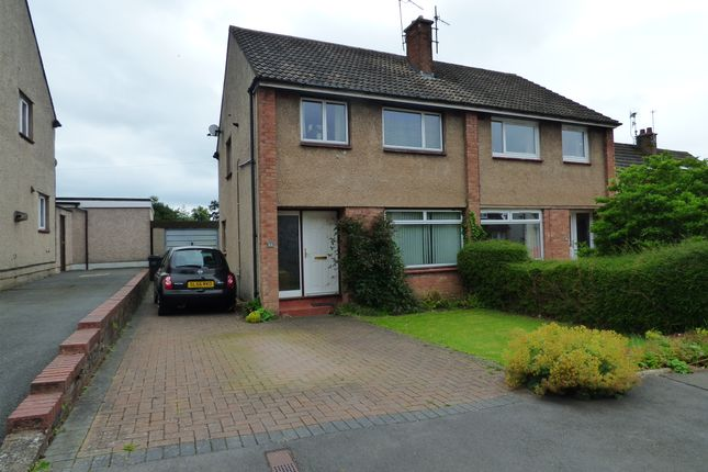 Thumbnail Semi-detached house for sale in Castledykes Road, Dumfries