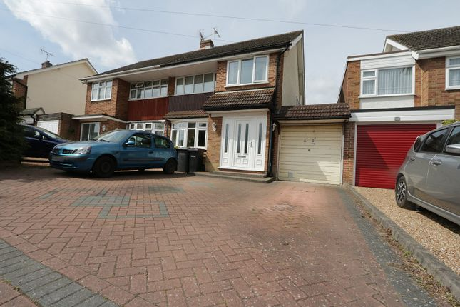 Thumbnail Semi-detached house for sale in Marylands Avenue, Hockley, Essex