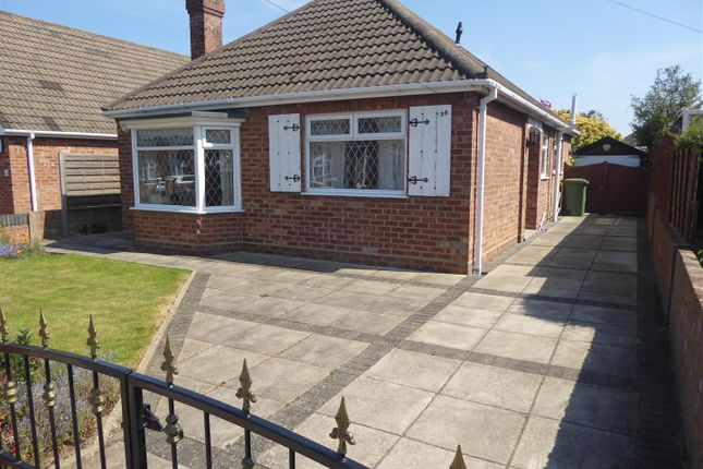Thumbnail Detached bungalow for sale in 38 Warwick Road, Cleethorpes