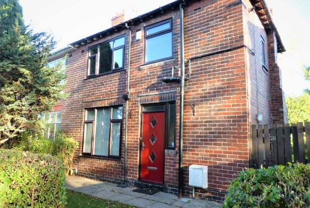 Thumbnail Town house to rent in Larch Hill, Handsworth, Sheffield