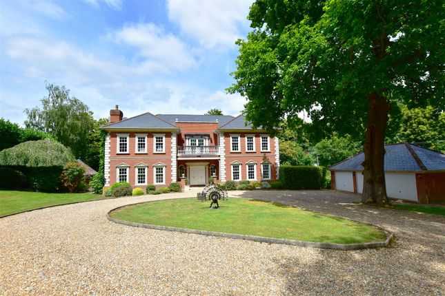 Thumbnail Detached house for sale in Rowhill Road, Dartford