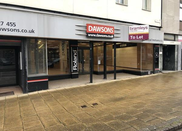Thumbnail Retail premises to let in 11-15 Market Street, Huddersfield