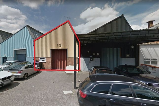 Thumbnail Warehouse to let in Unit 13, Mill Mead Road, Tottenham Hale, (Warehouse)