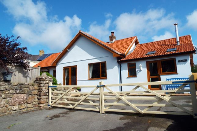 Thumbnail Detached house for sale in Ty Glas, Llanmadoc, Gower, Swansea