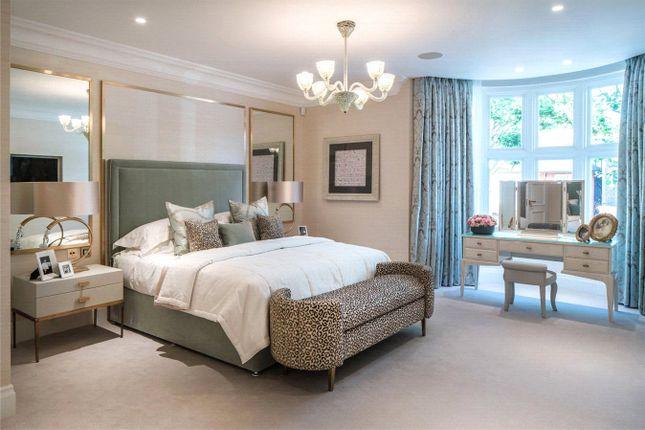 Bedroom of Elsworthy Road, Primrose Hill, London NW3