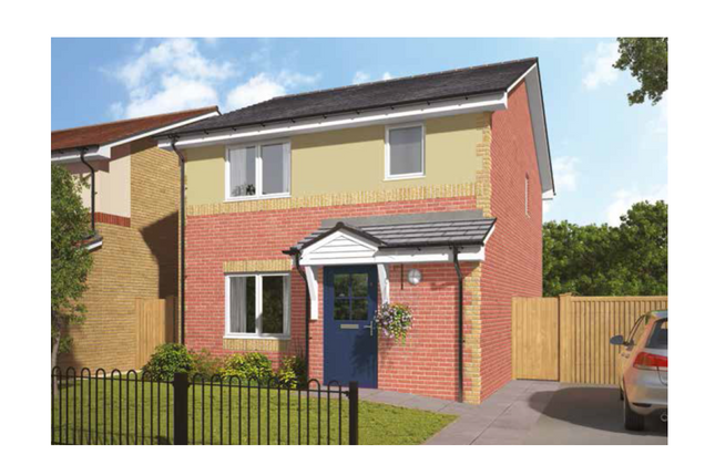 Thumbnail Detached house for sale in The Maple, Broad Lane, Liverpool, Merseyside