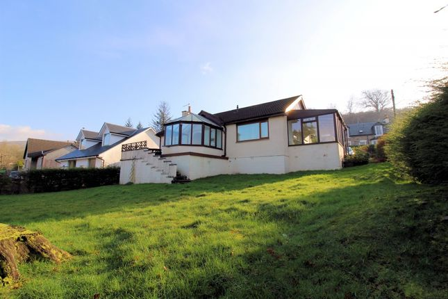 Thumbnail Detached bungalow for sale in Pinetrees The Bay, Strachur